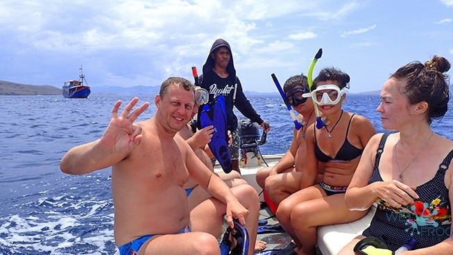 Diving holiday for body and mind