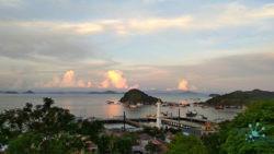 Labuan Bajo harbour, Komodo, Flores Island