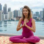 Инструктор по йоге Мария