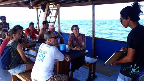Boat Santai - Komodo