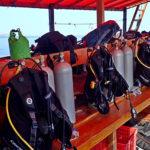 Diving boat Santai - Komodo
