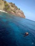 Simona review about diving in Komodo