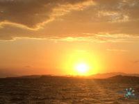 Sunset in Flores, Komodo