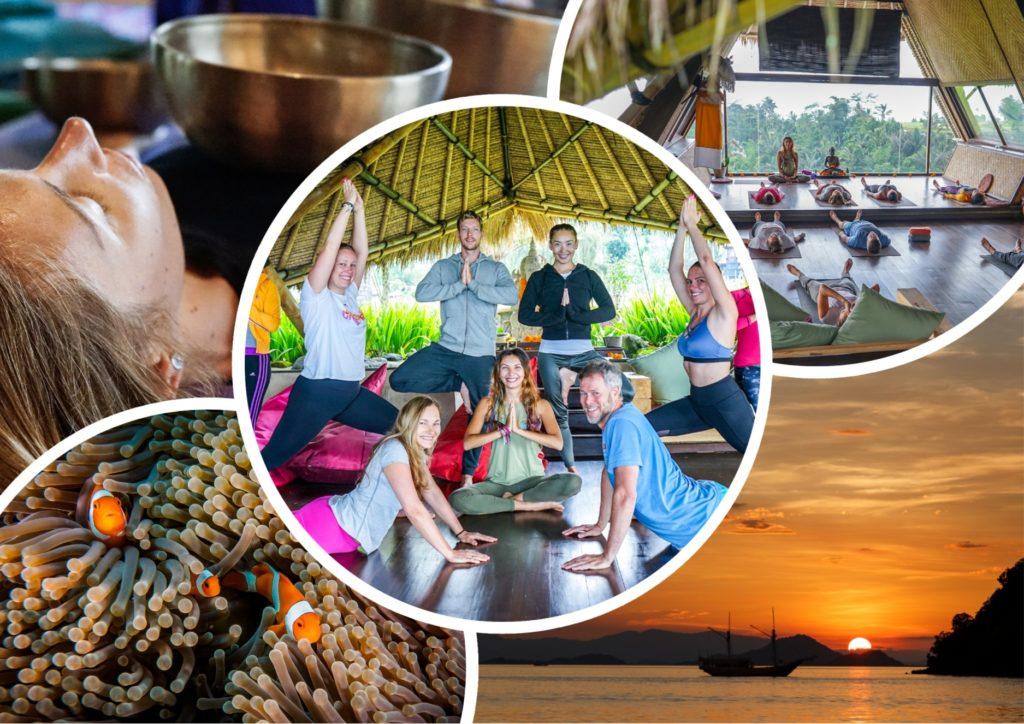 Йога и Дайвинг - Ретрит ЙоДа Бали и Флорес, Индонезия